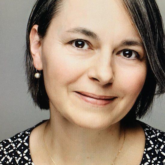 Portrait Clarisse Cossais | Photo: Bettina Straub