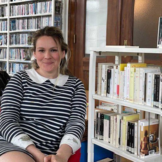 """Épisode 06: """"Ce n'est pas facile d'être jeune en France"""". Entretien avec Marion Messina à Leipzig"""